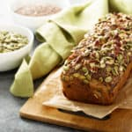 Energy boosting recipe for paleo seed and nut bread